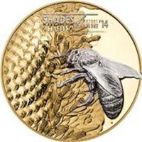 Аверс монеты «Шмель»
